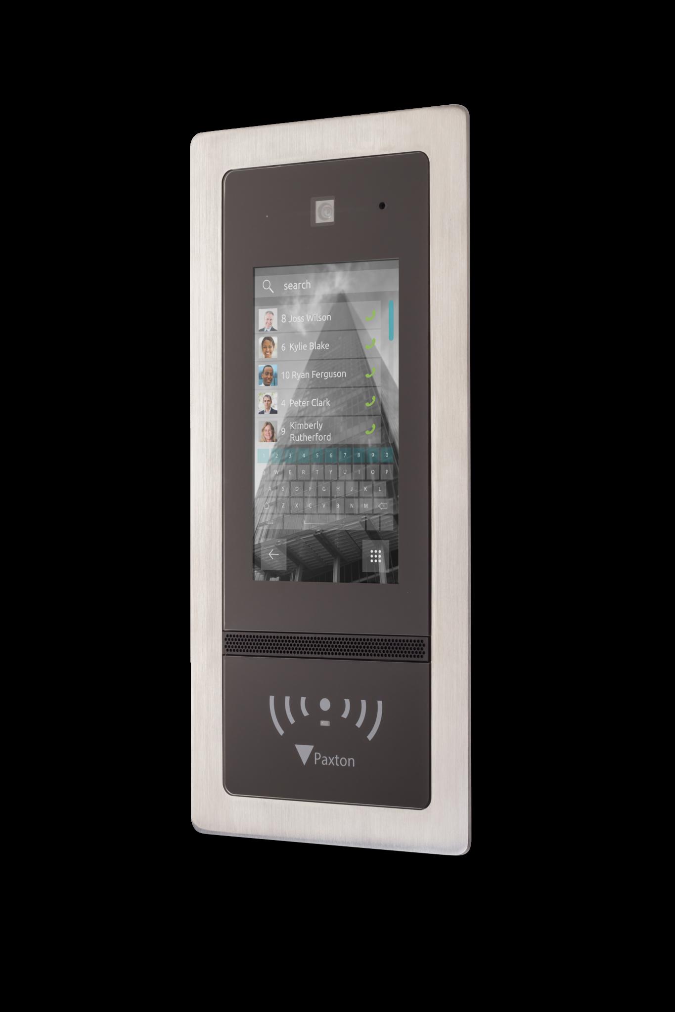 337-600 - Entry Touch paneel (inbouw)