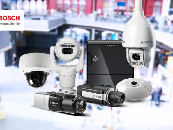 Bosch camera's