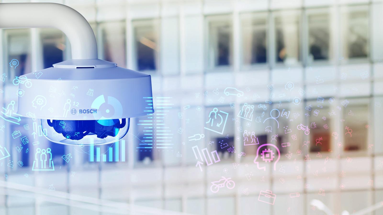 Bosch multi sensor camera