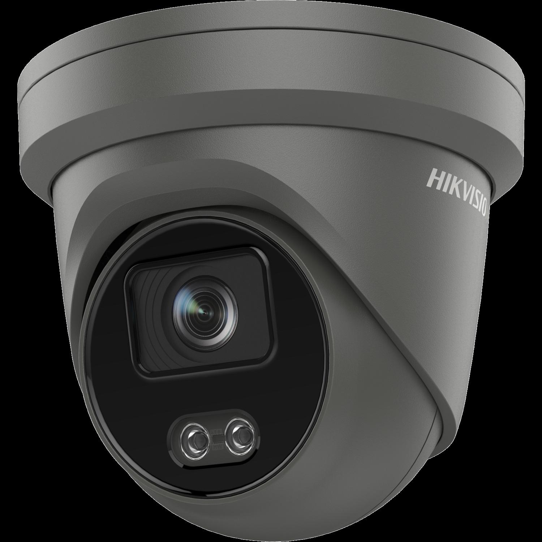 Hikvision Colorvu dome camera