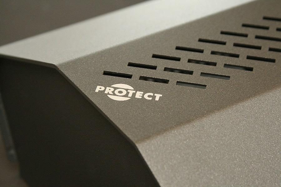 Mistgenerator close up