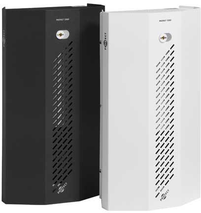 Mistgenerator protect 2200 wit en zwart