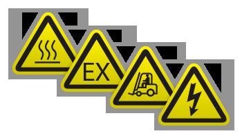 Piktonorm-waarschuwing